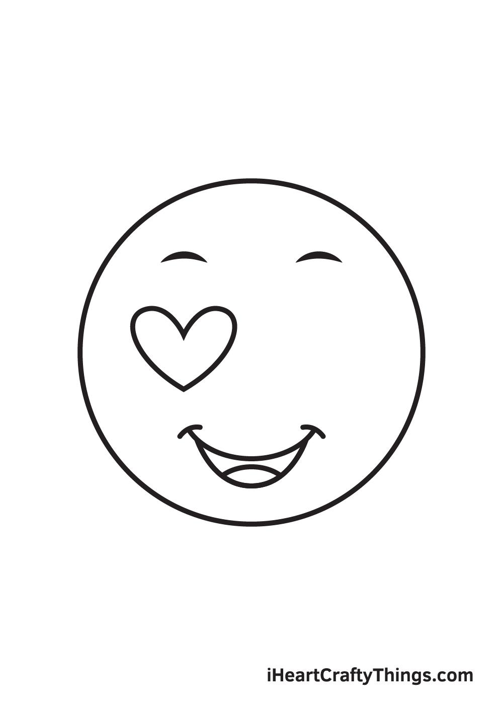 Emojis Drawing – Step 7