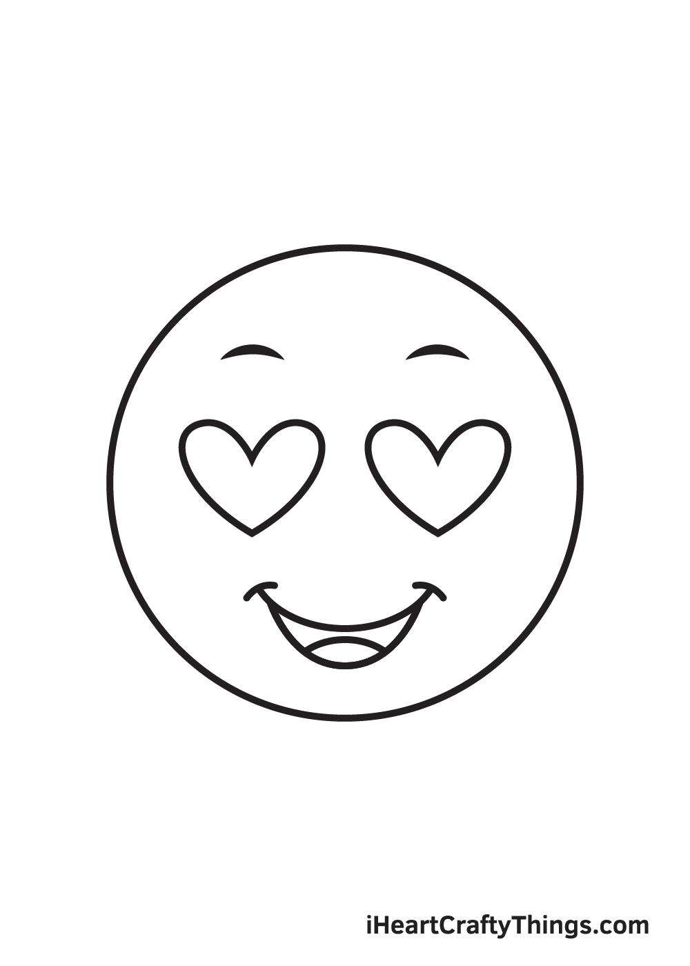 Emojis Drawing – Step 8