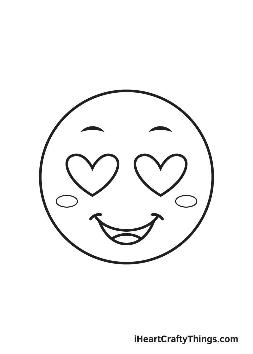 Emojis Drawing – Step 9