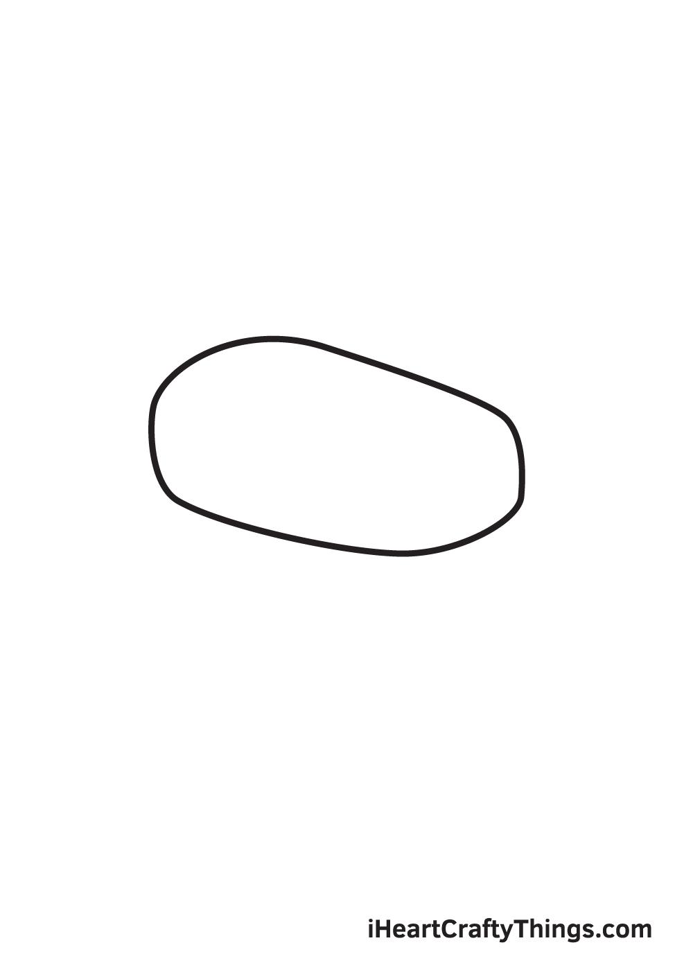 Food Drawing – Step 1