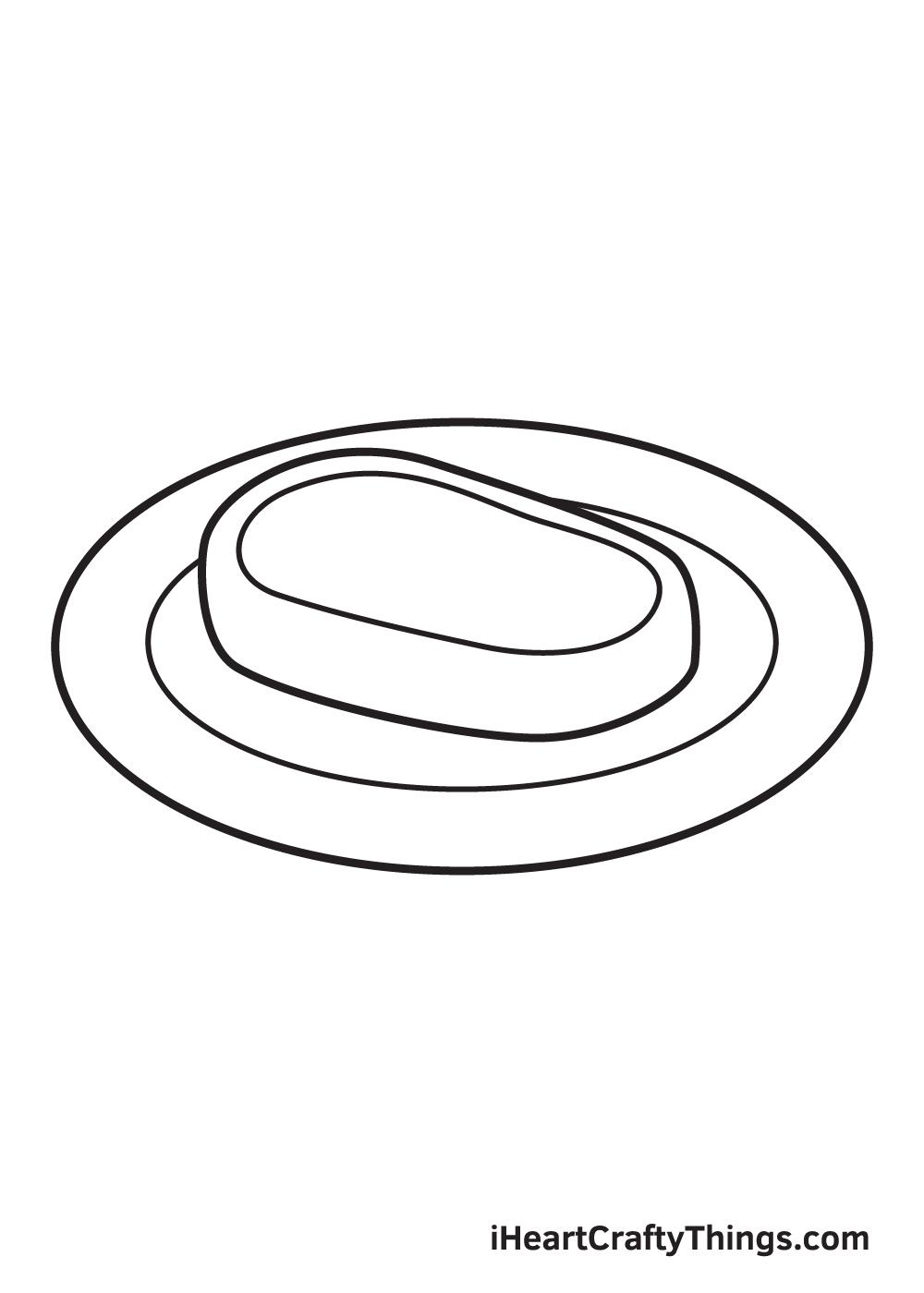 Food Drawing – Step 4