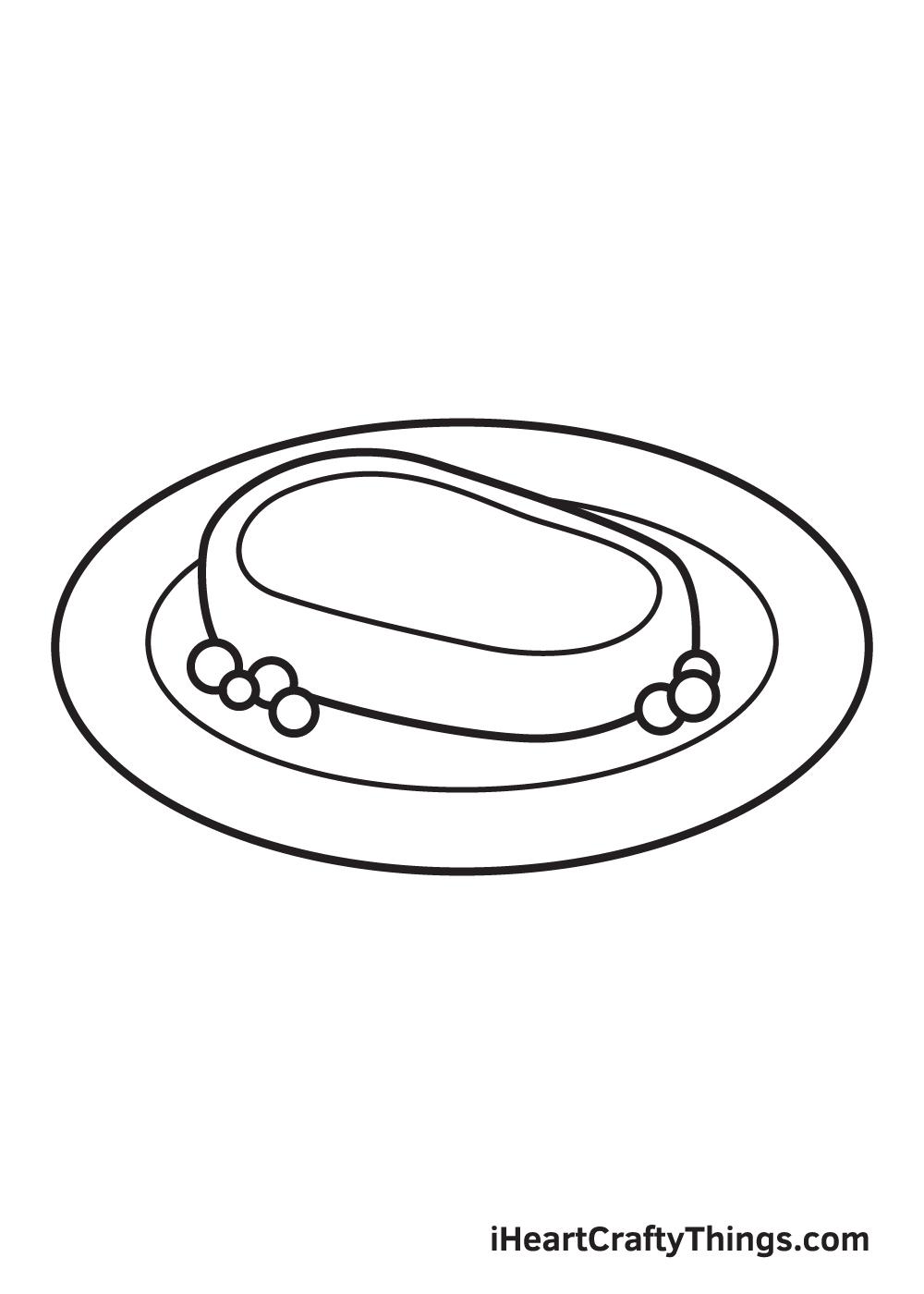 Food Drawing – Step 5