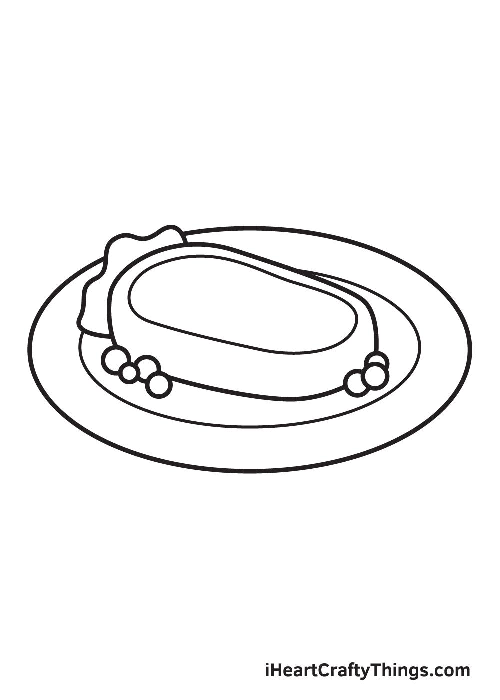 Food Drawing – Step 6