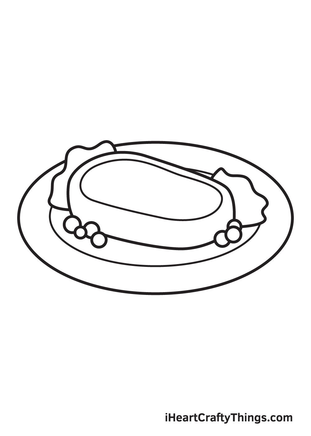 Food Drawing – Step 7