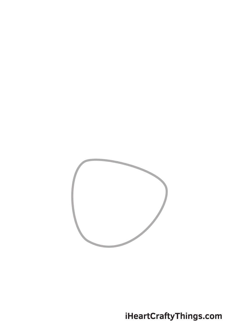 Hand Drawing – Step 1