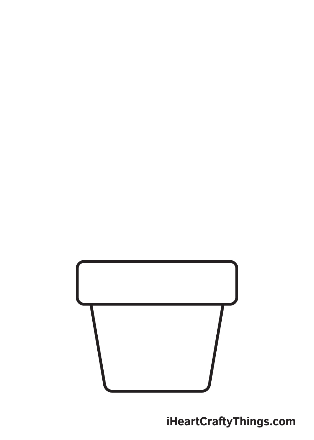 Plant Drawing – Step 2