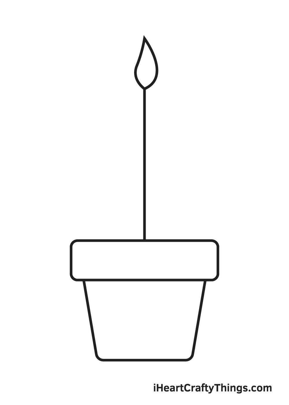 Bản vẽ thực vật - Bước 3
