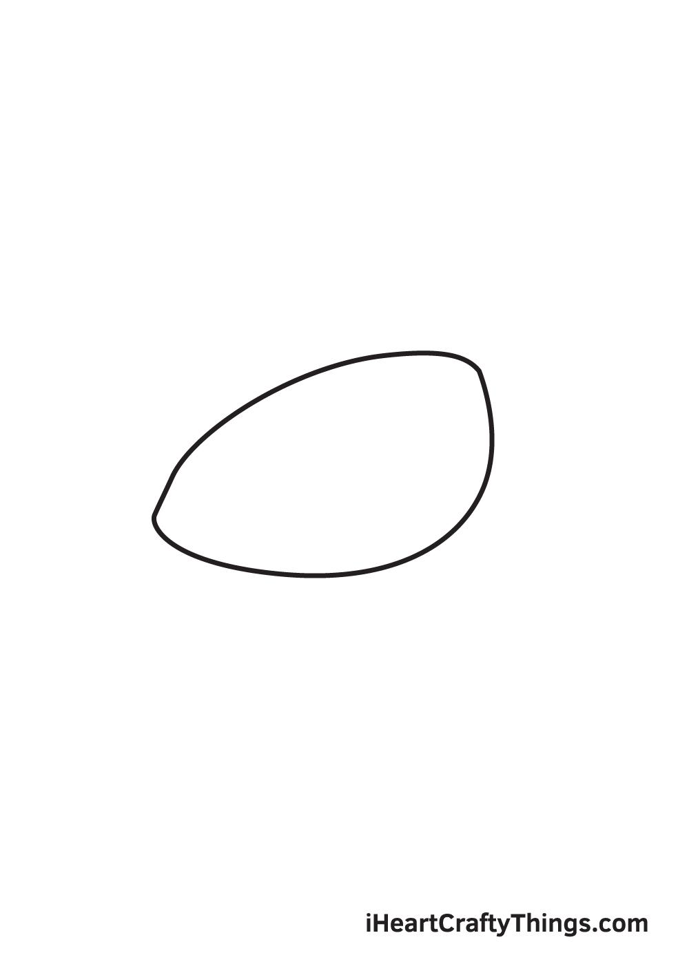 Vẽ Rùa biển– Bước 1