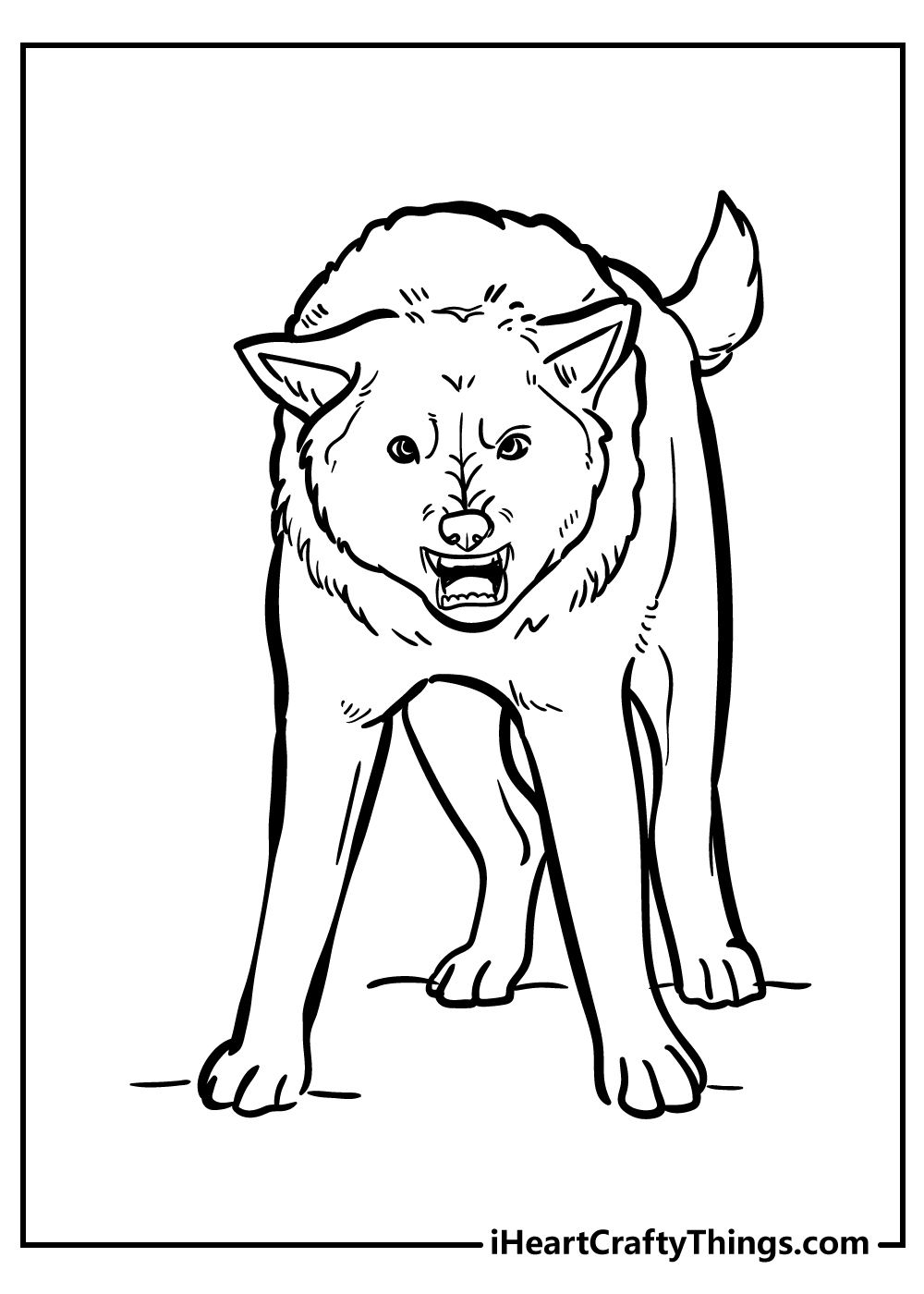18 Wolf Coloring Pages   All New And Updated 18
