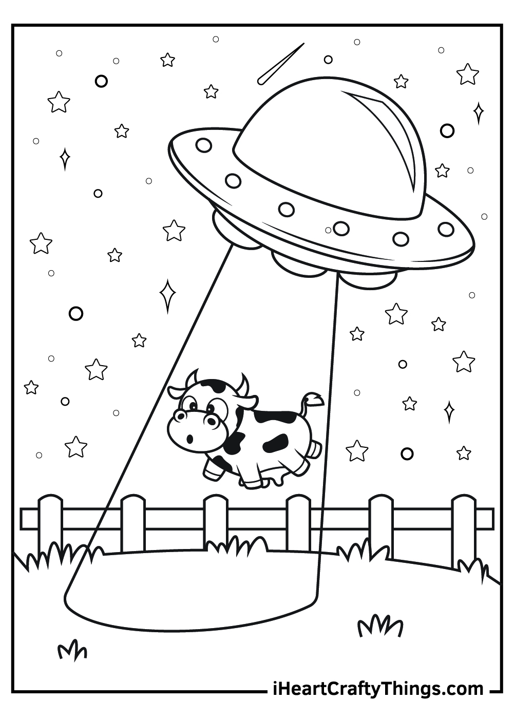 alien coloring pages free download