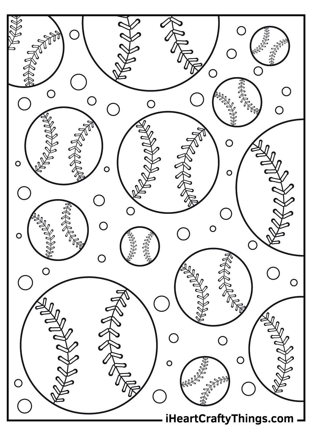 pro baseball coloring pages