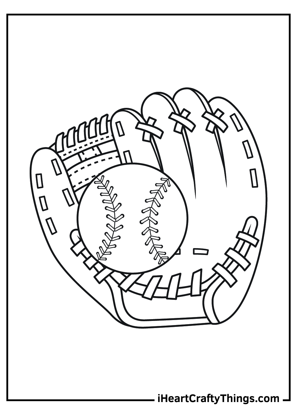 dodger baseball coloring pages