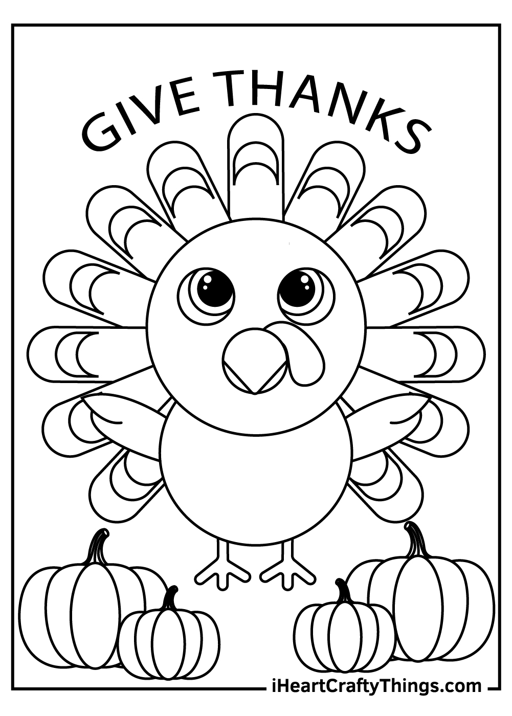 give thanks for thanksgiving coloring pages free