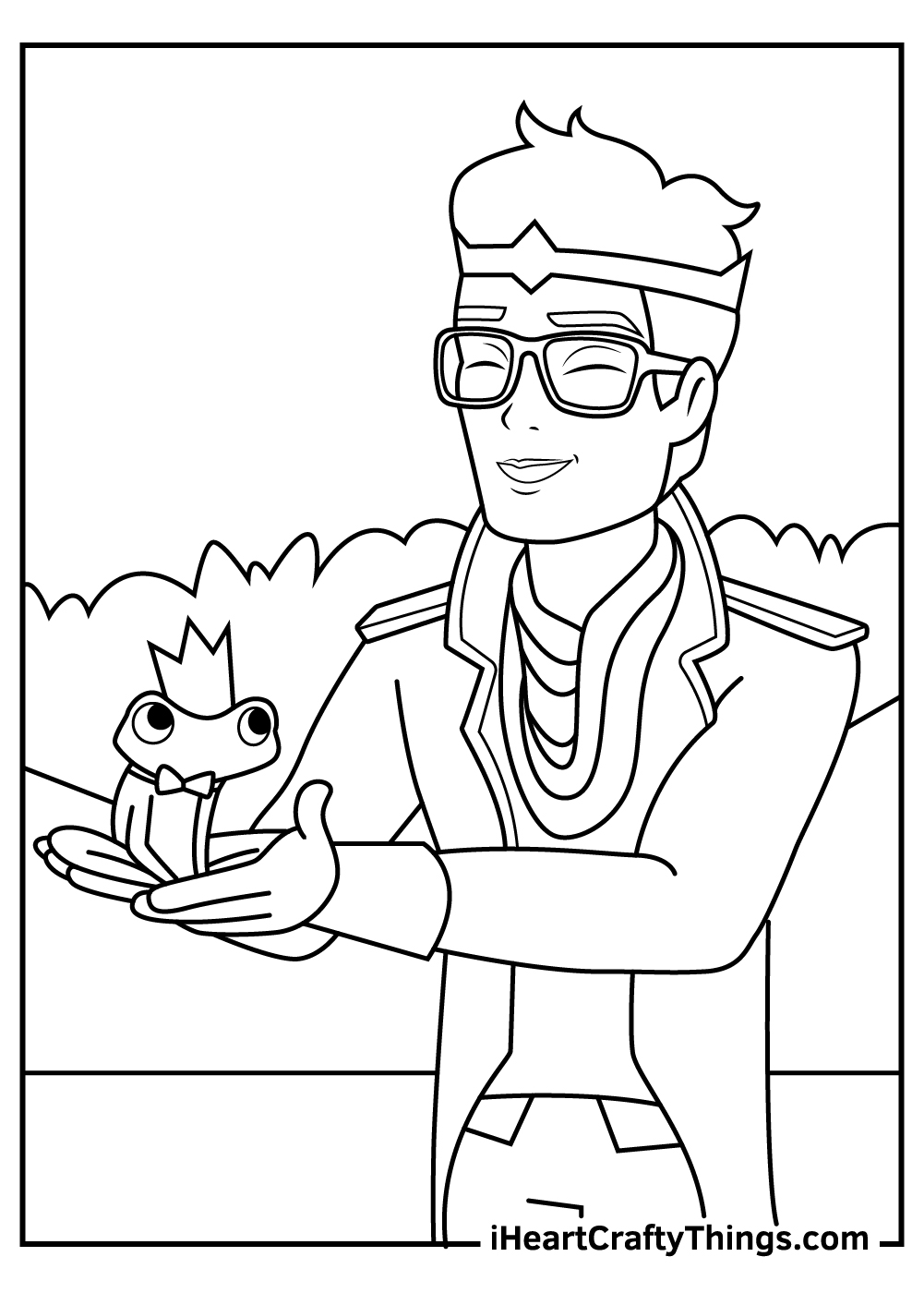dexter charming ever after high coloring pages