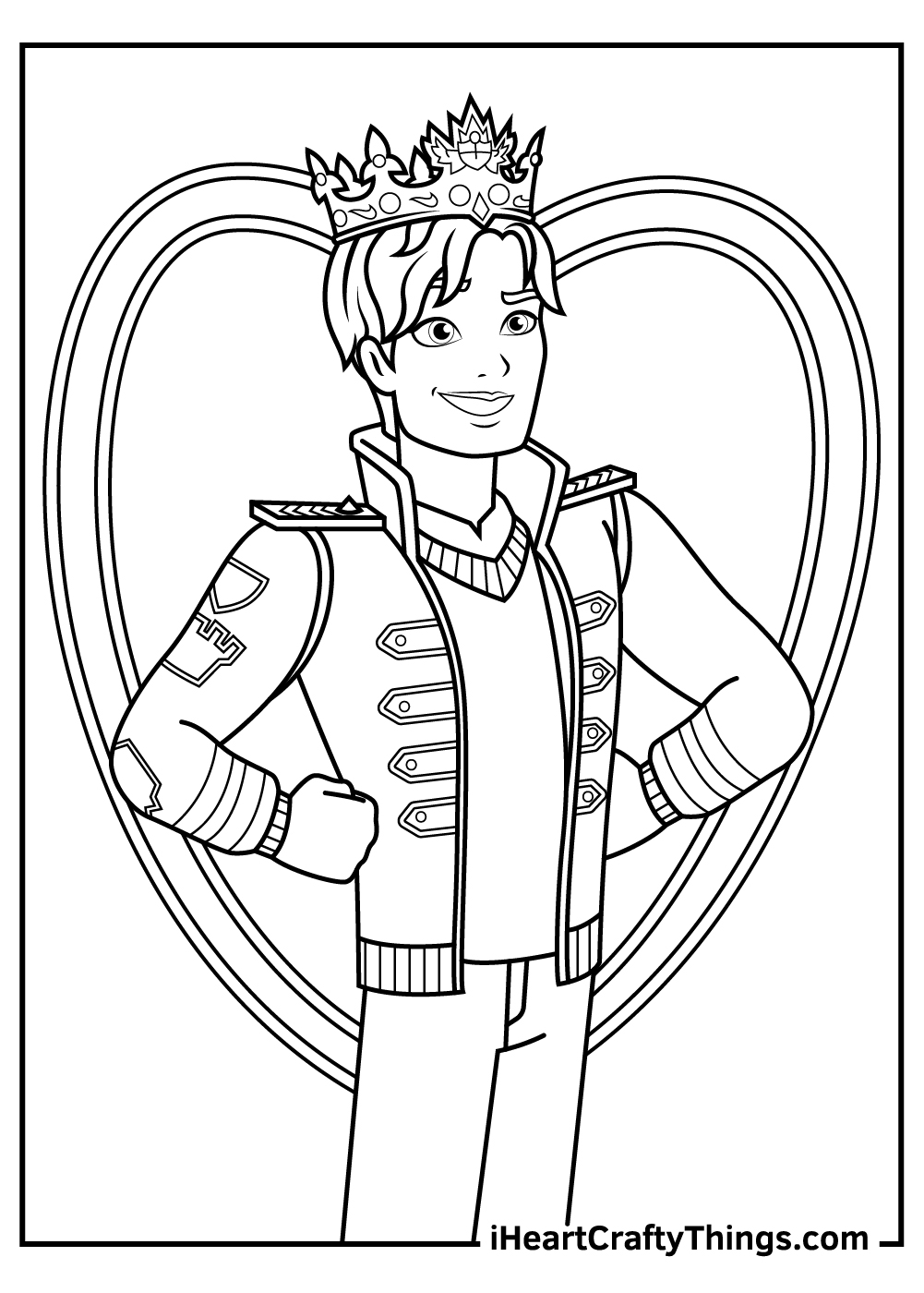daring charming ever after high coloring pages