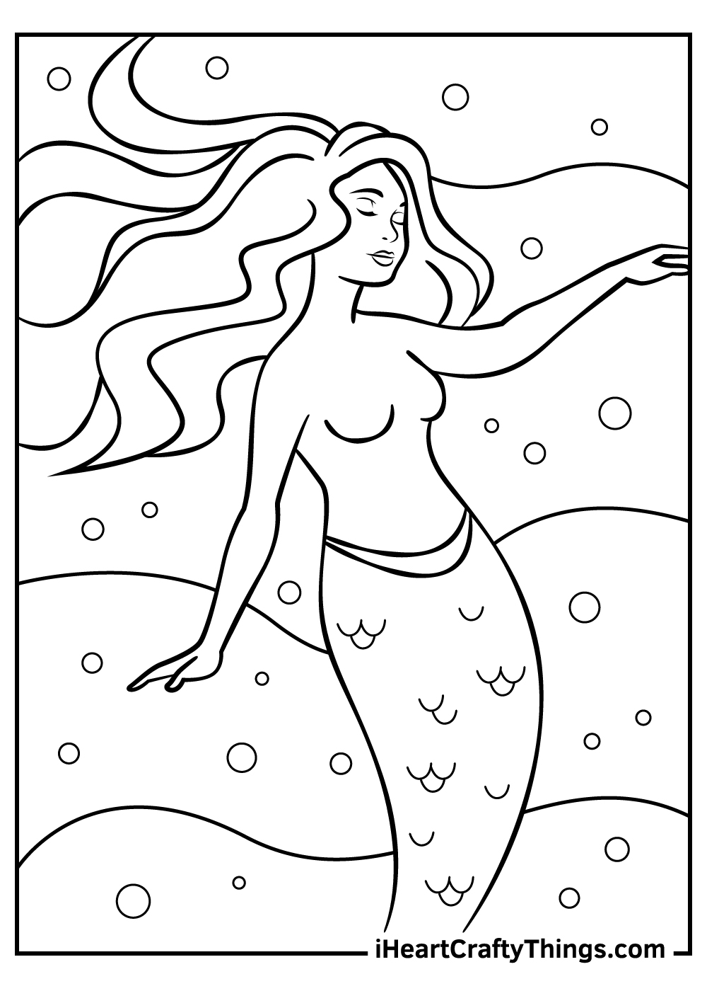 Printable Fantasy And Mythology Coloring Pages Updated 2021