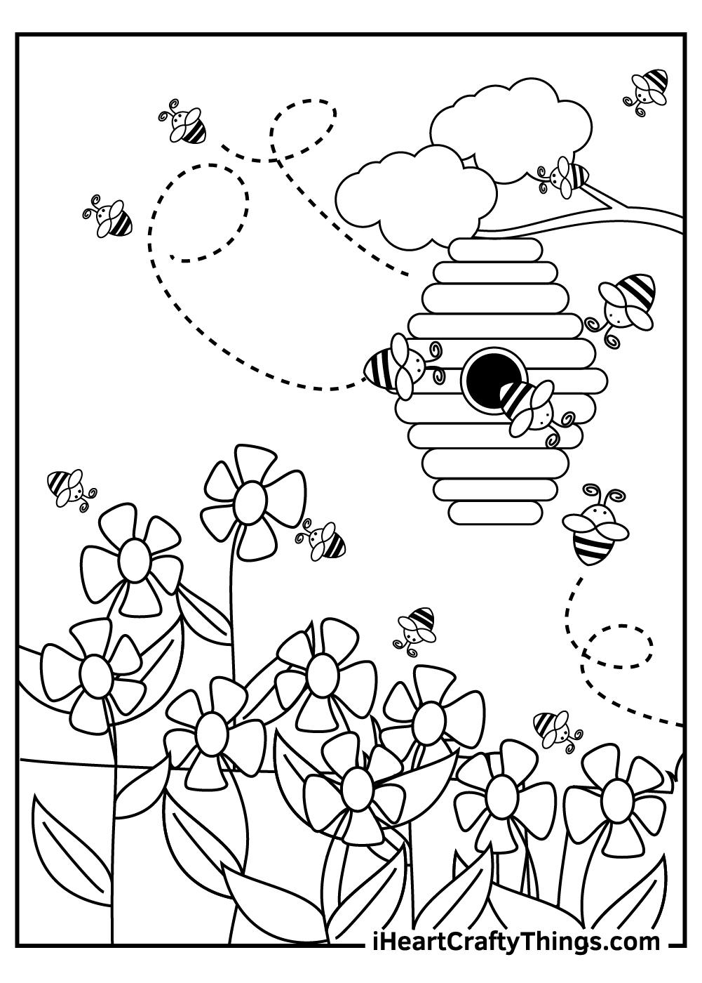 secret garden coloring pages free printable pdf