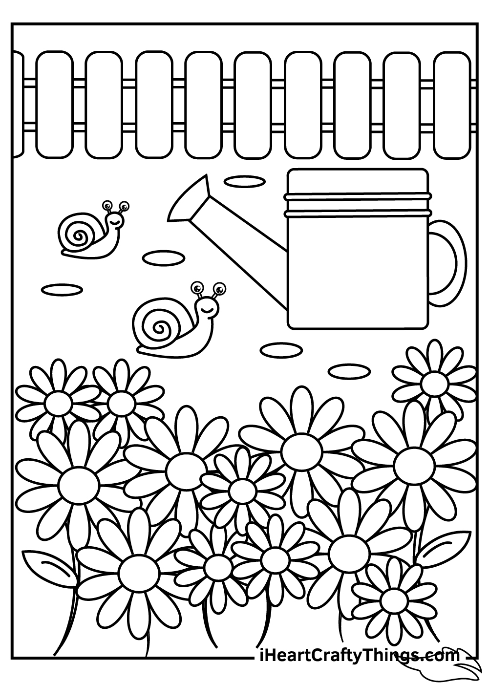 adam and eve garden coloring pages