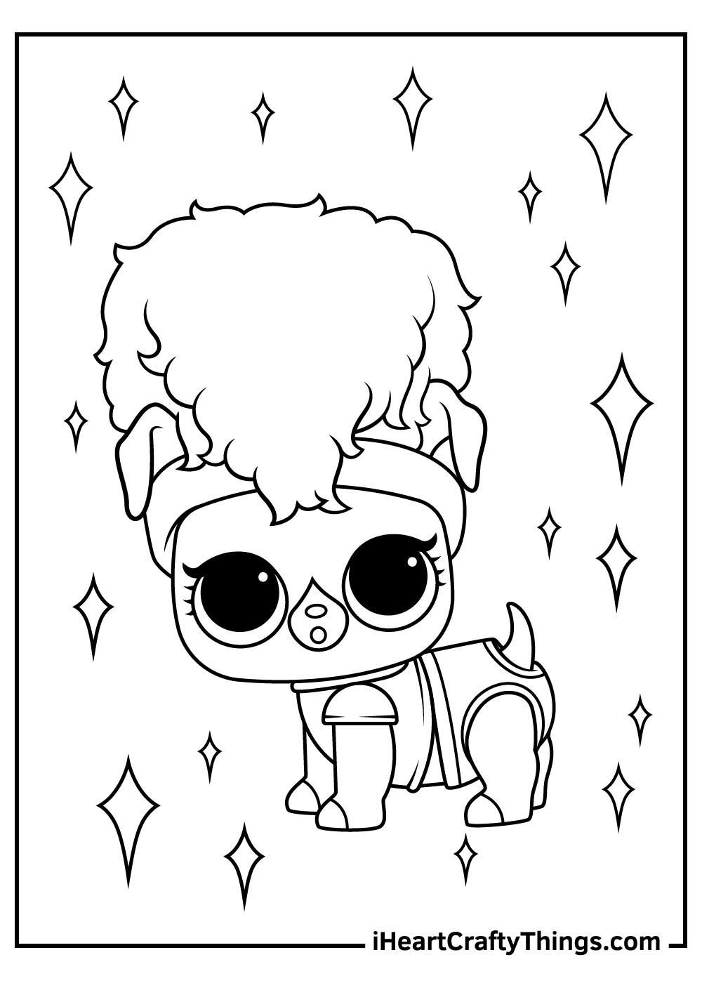 lol surprise pets coloring pdf free download
