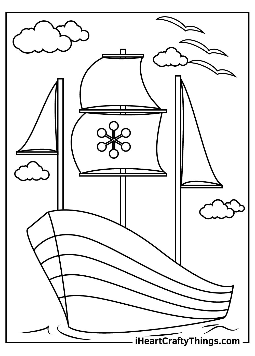 pearl harbor boats coloring pages