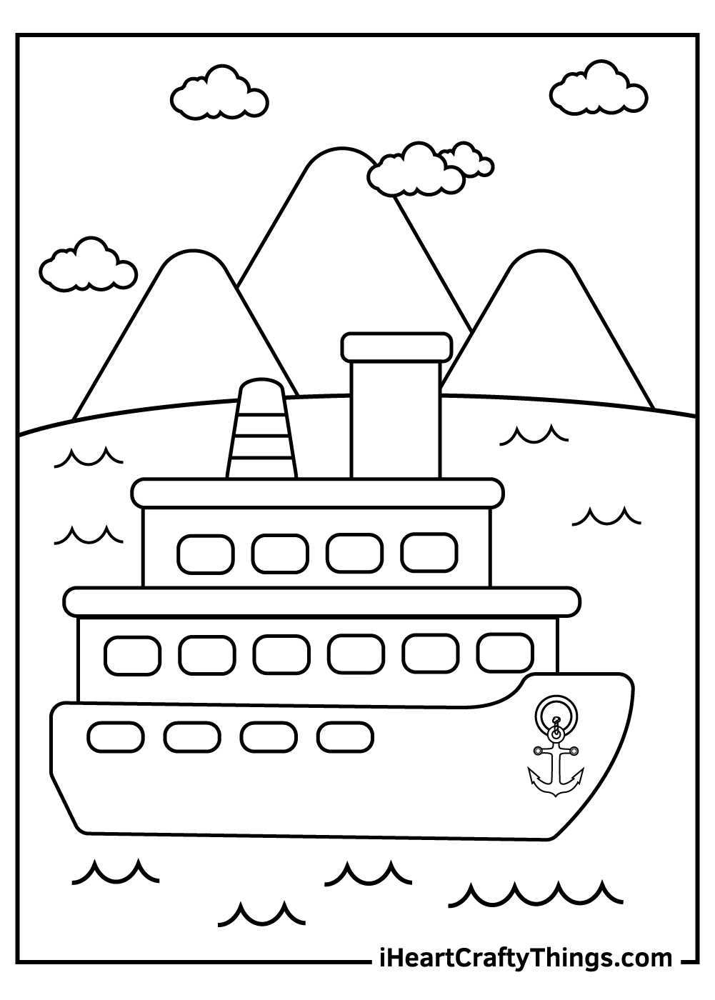 angry birds boats coloring pages