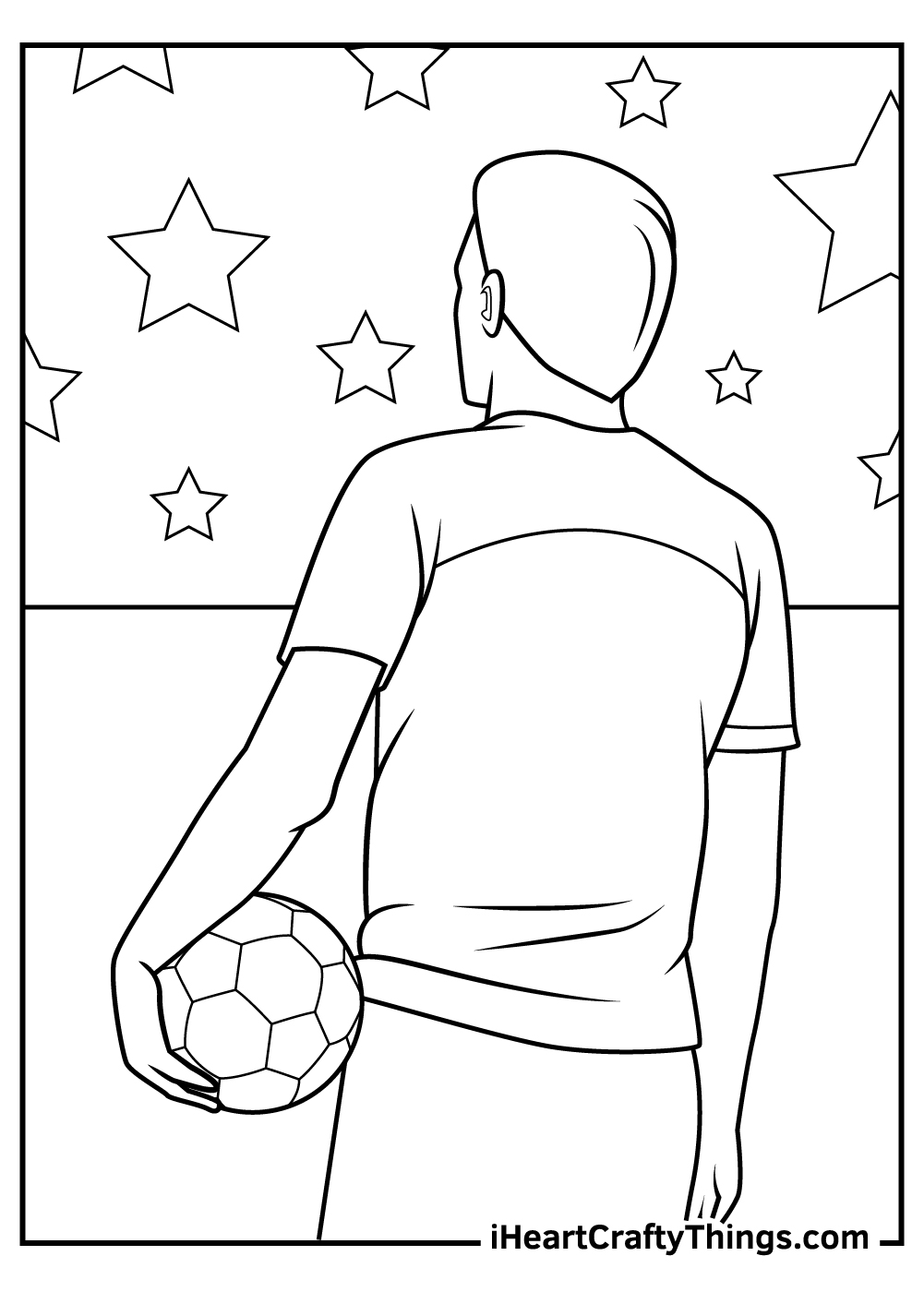 soccer coloring pages lionel messi