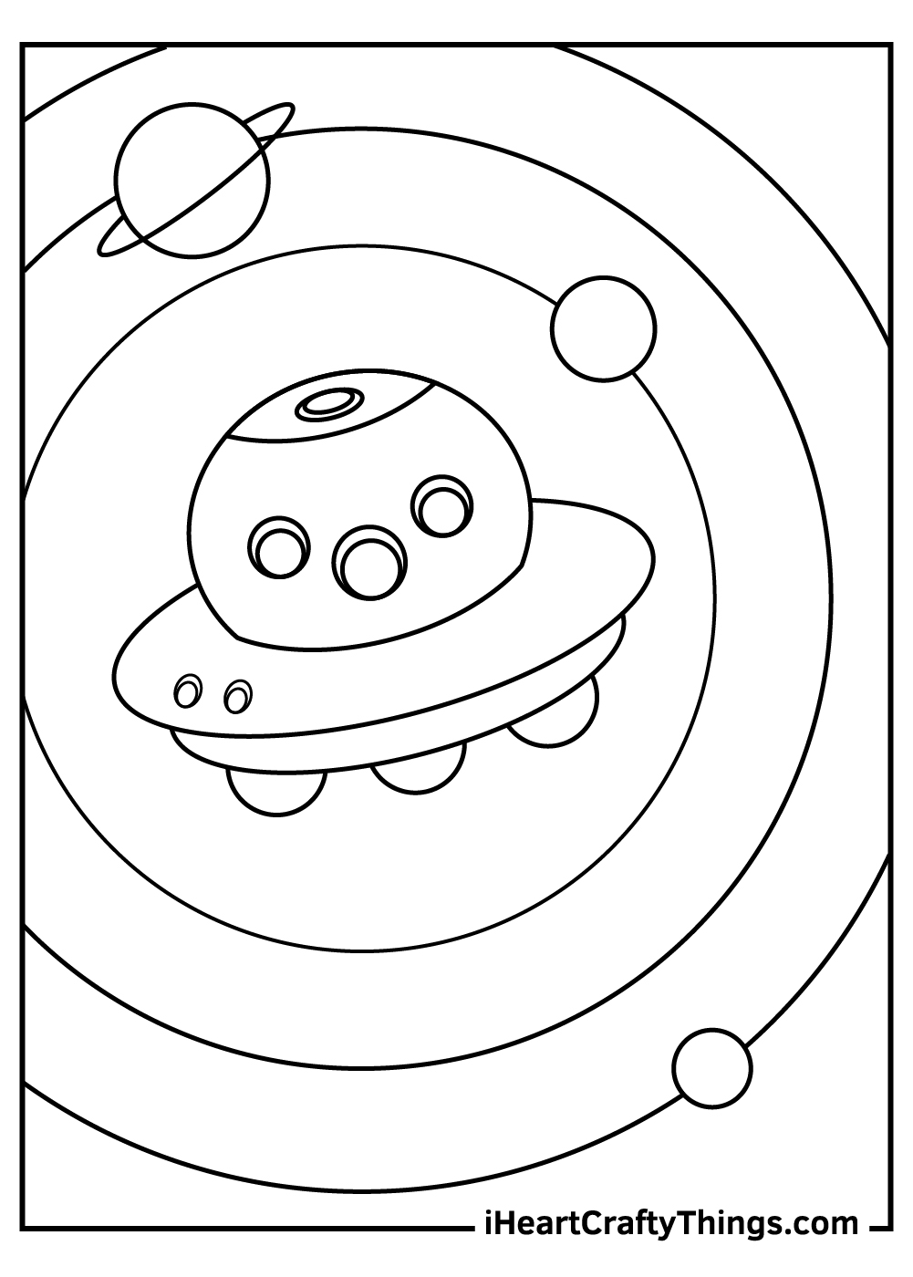 marvin the martian spaceship coloring pages pdf