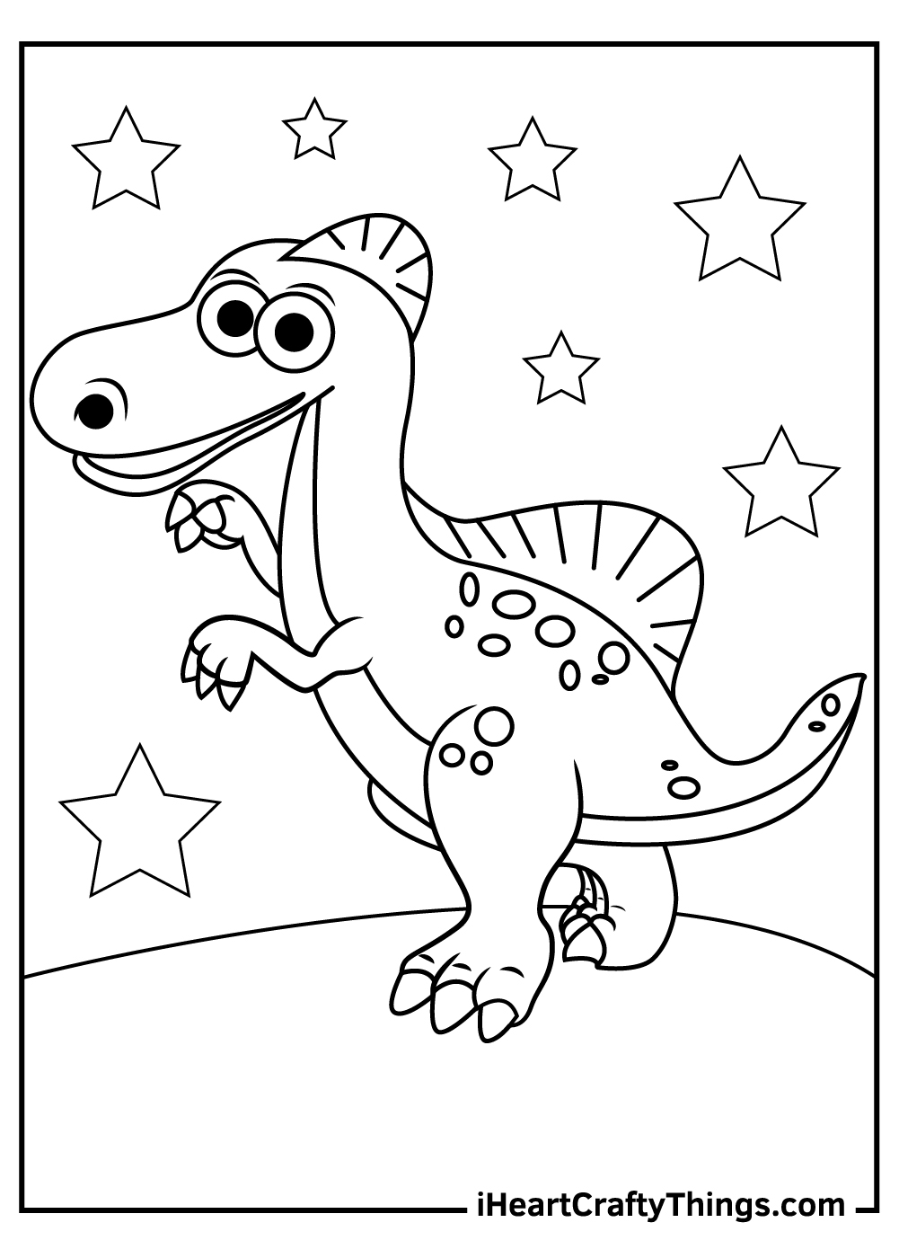 jurassic world spinosaurus coloring pages free printable