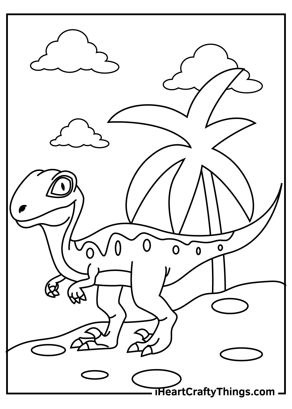 jurassic world velociraptor coloring pages