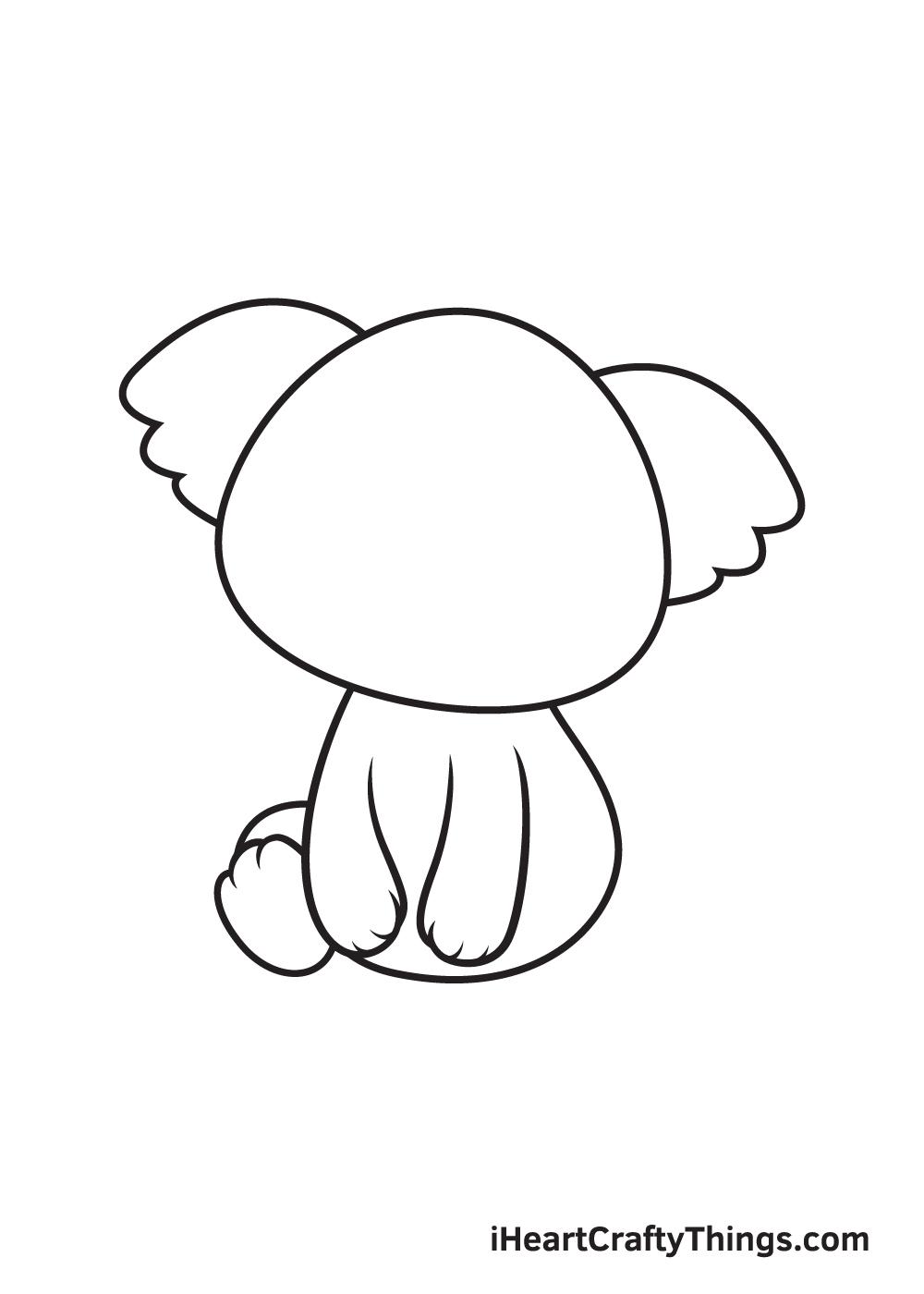animals drawing step 5