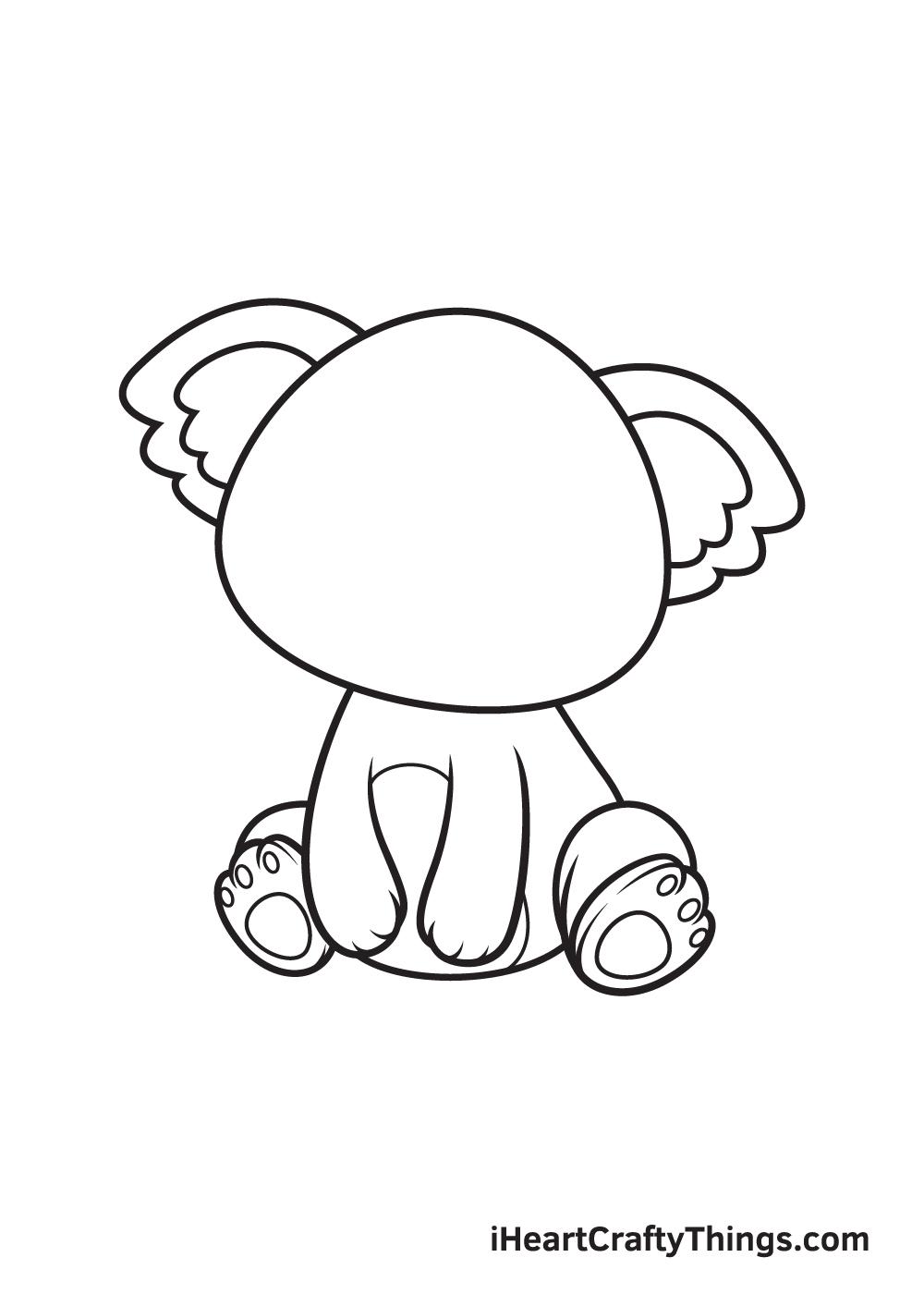 animals drawing step 7