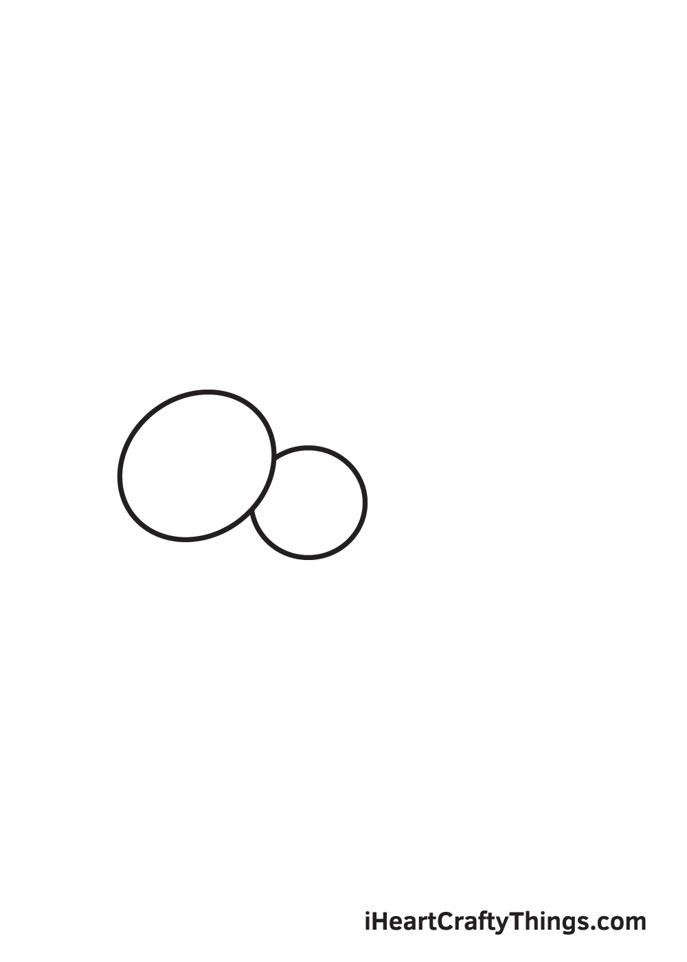 ant drawing step 2