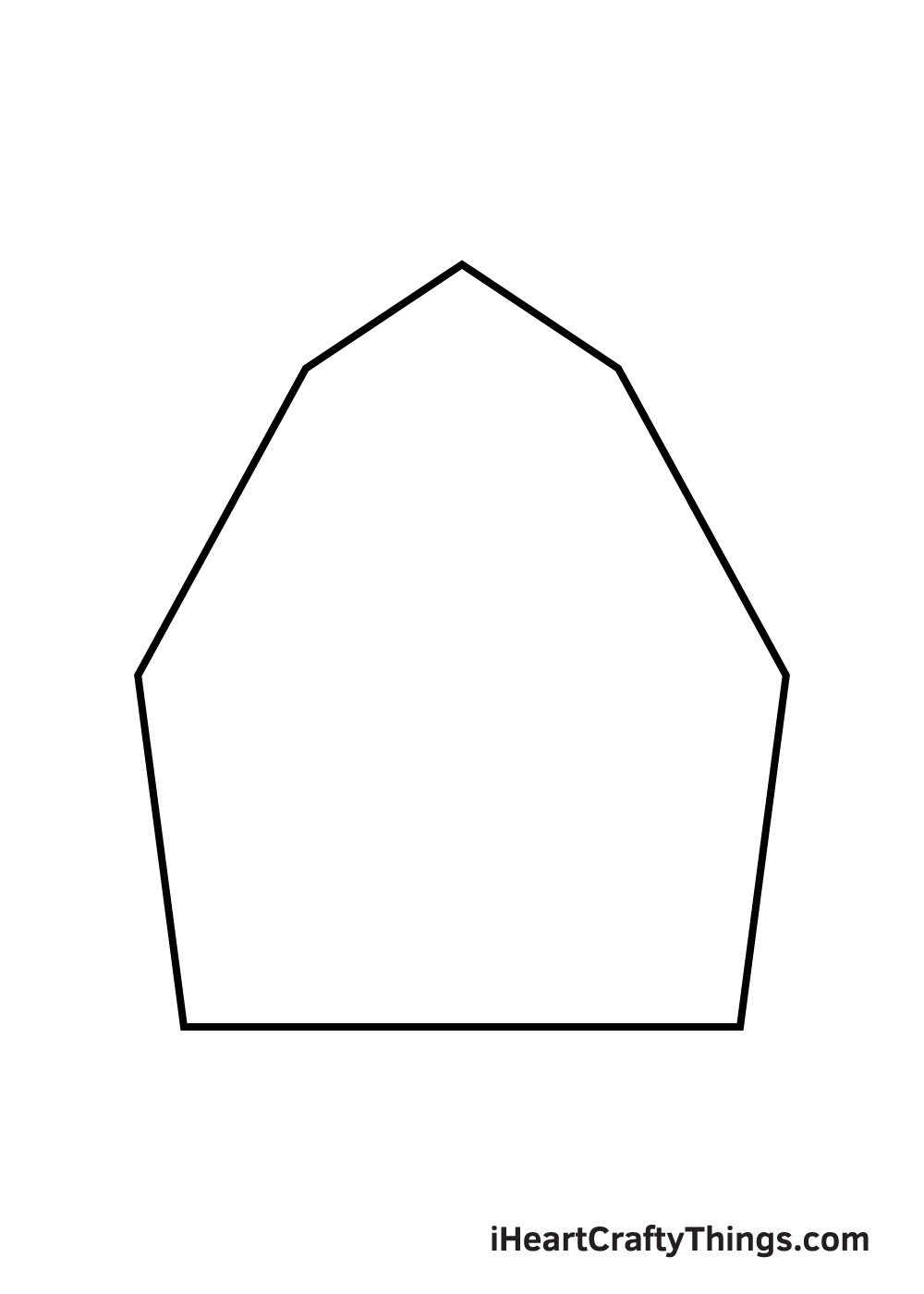 barn drawing step 2