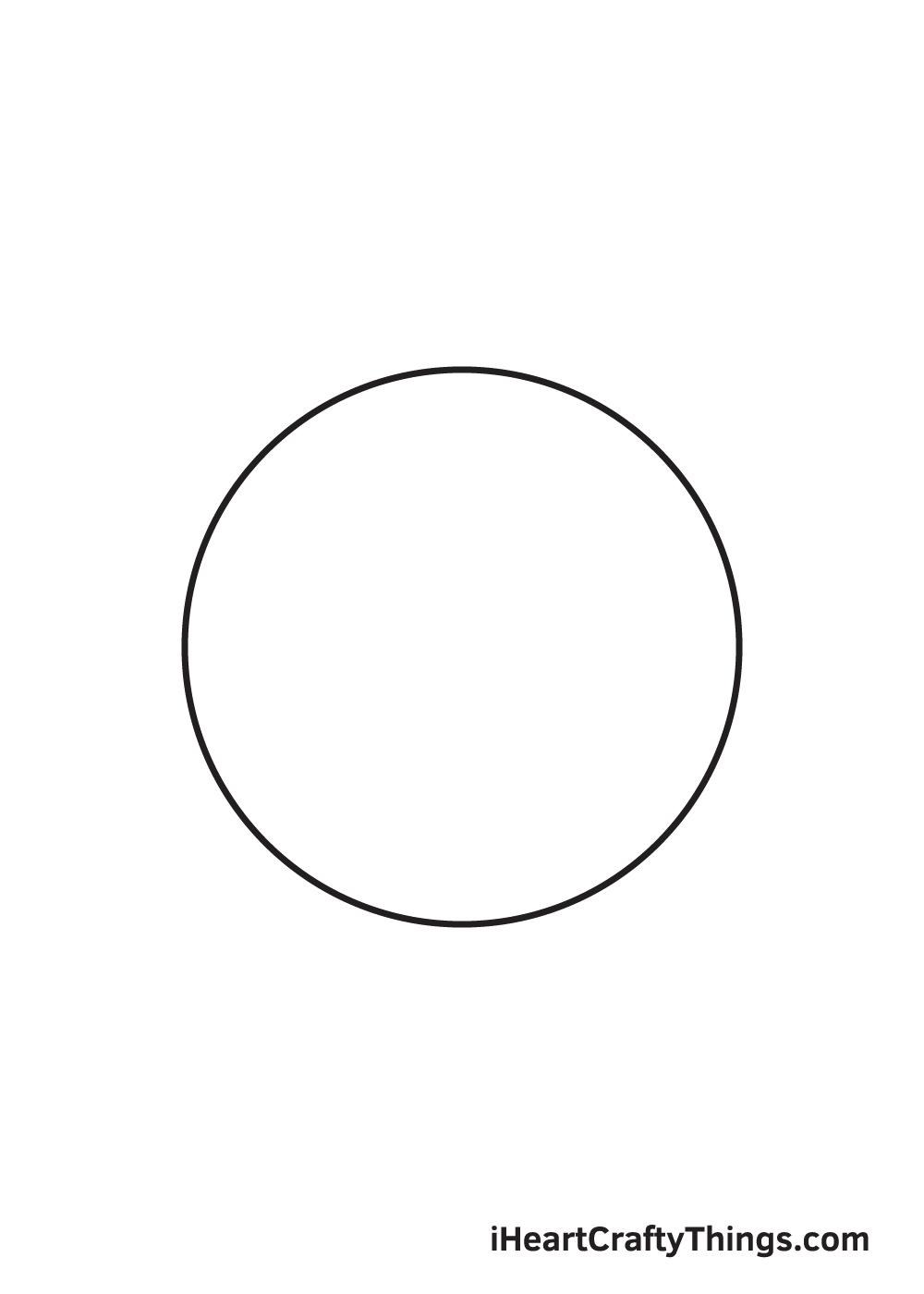 baseball drawing step 2