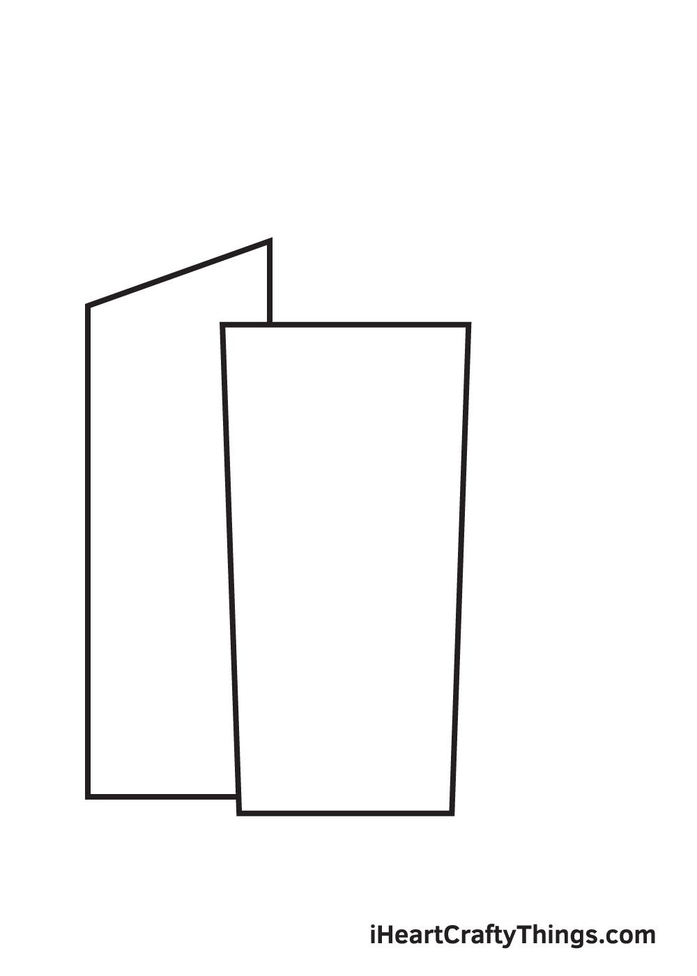 buildings drawing step 2