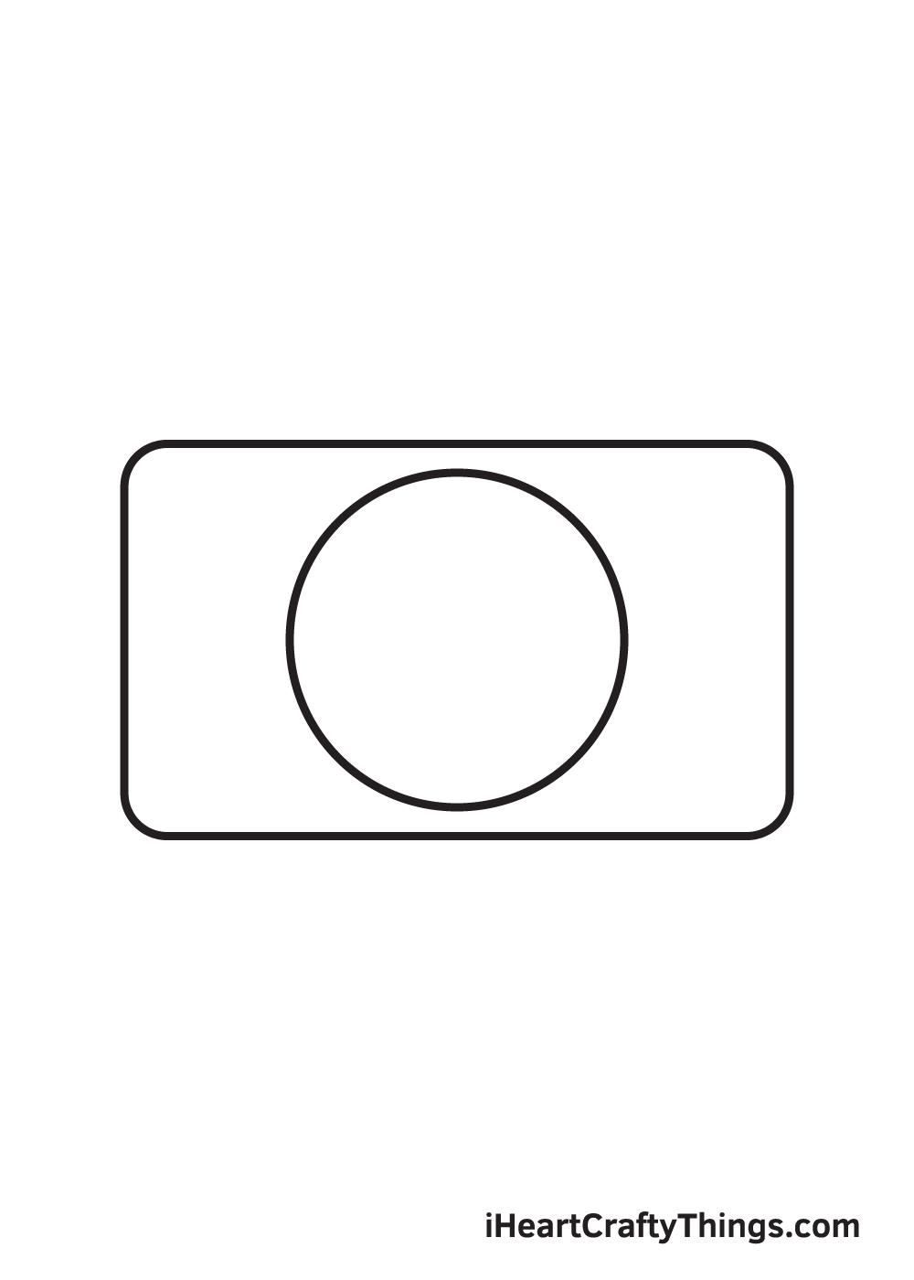 camera drawing step 2