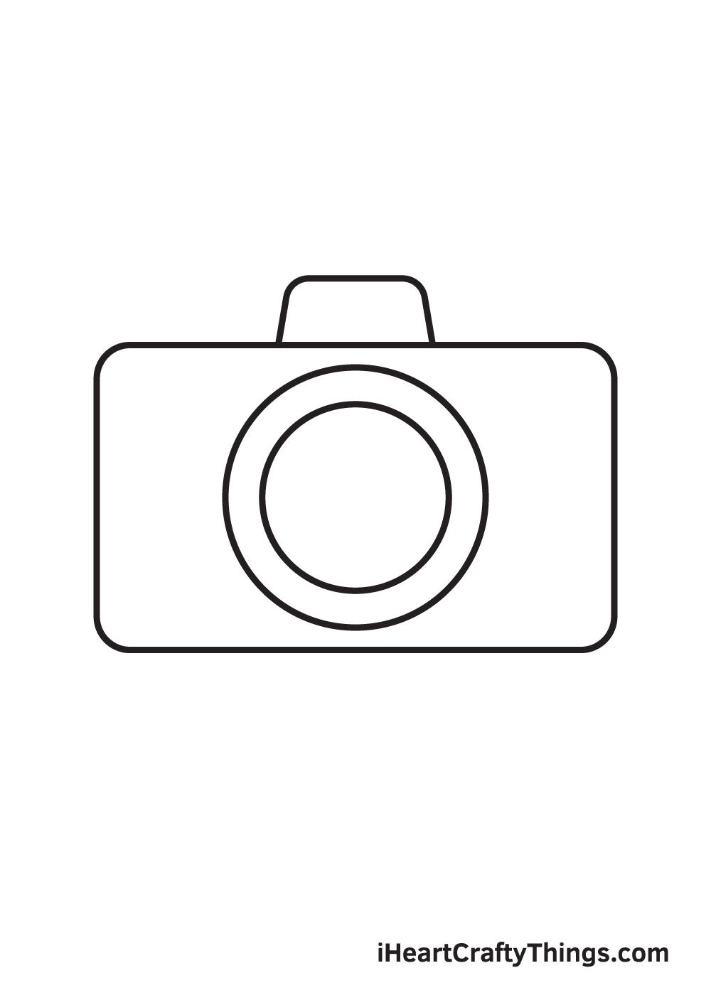 camera drawing step 4