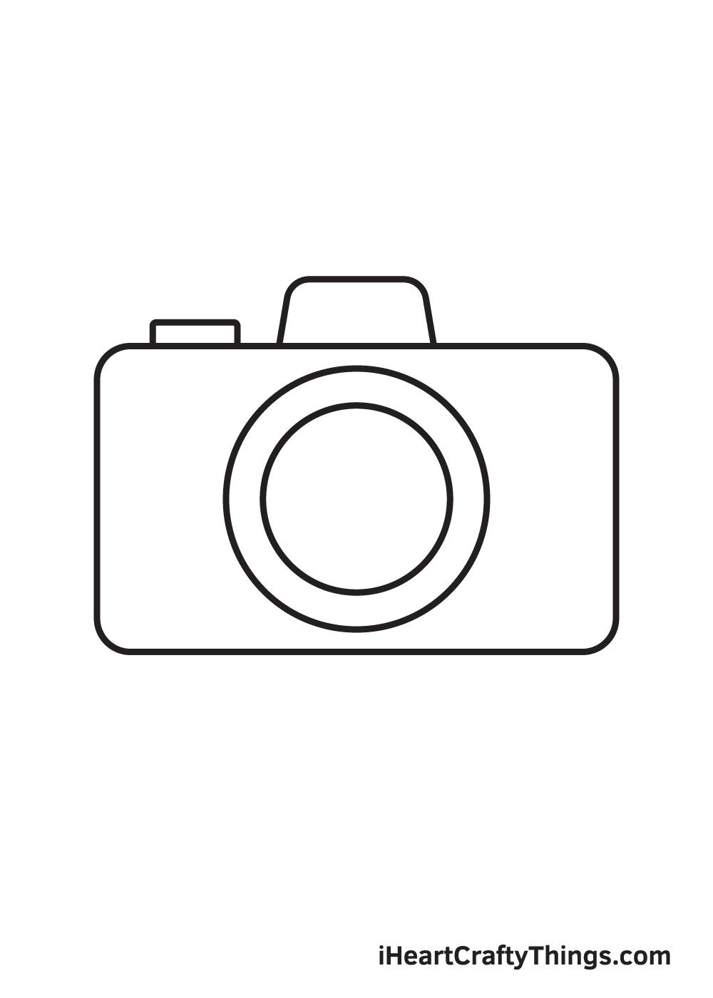 camera drawing step 5