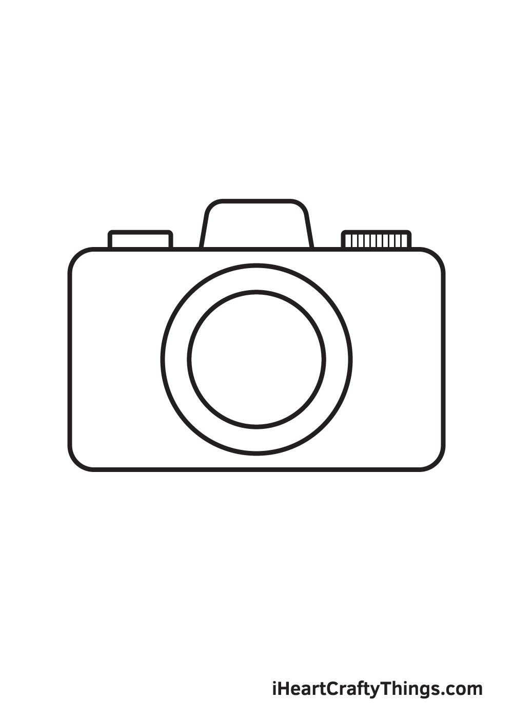 camera drawing step 6