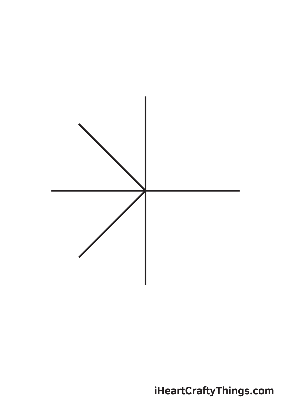 circle drawing step 4