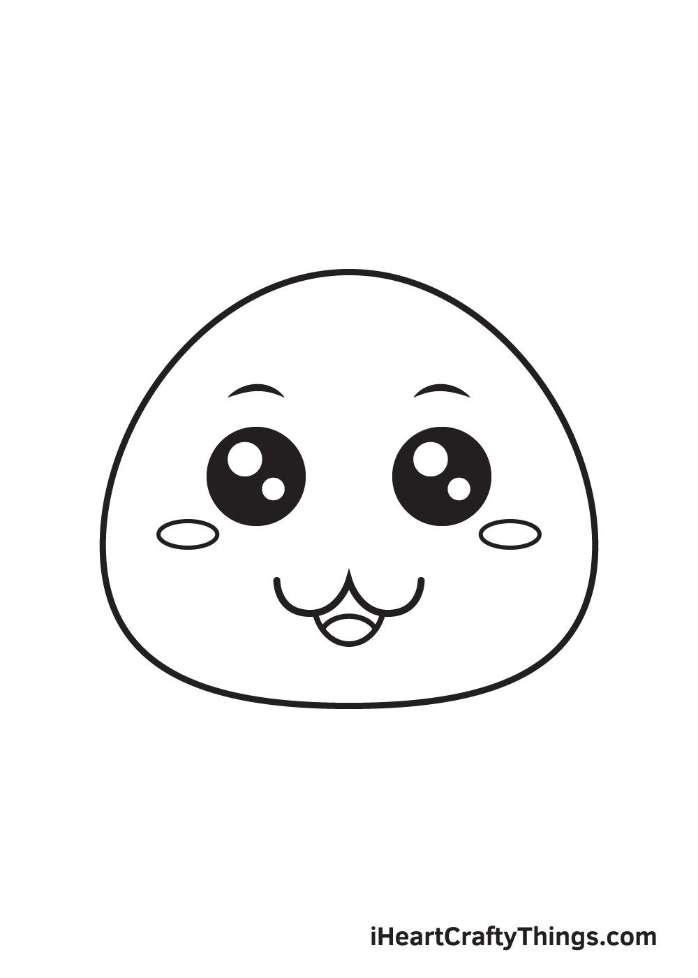 cute drawing step 7