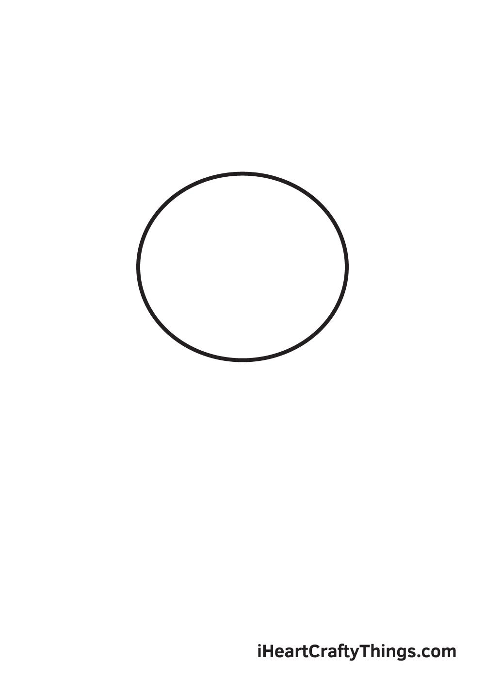 deku drawing step 1