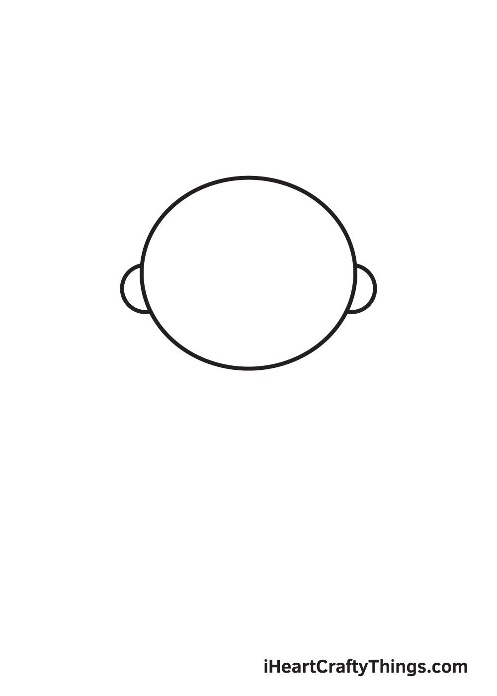 deku drawing step 2