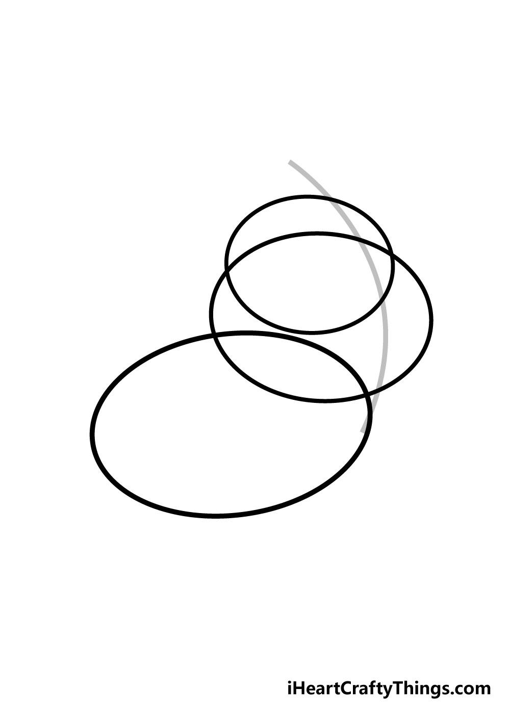 pig drawing step 1