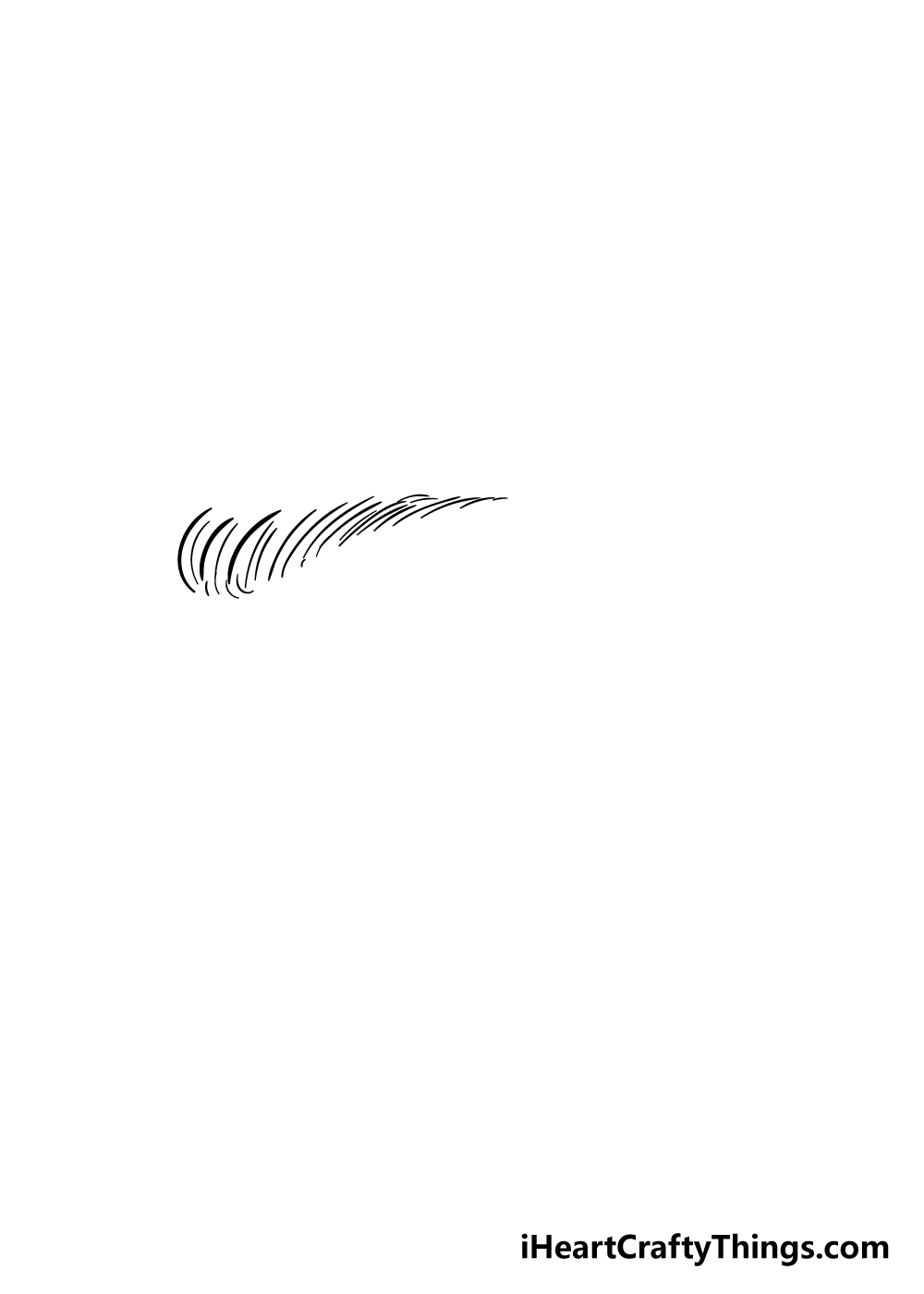 eyebrows drawing step 3