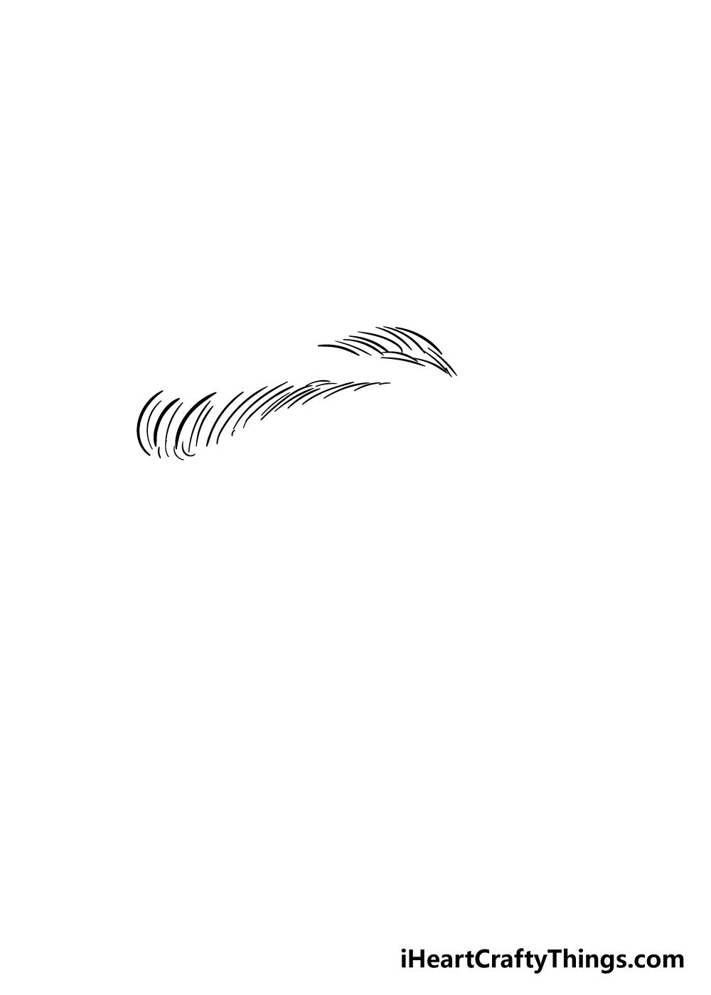 eyebrows drawing step 4