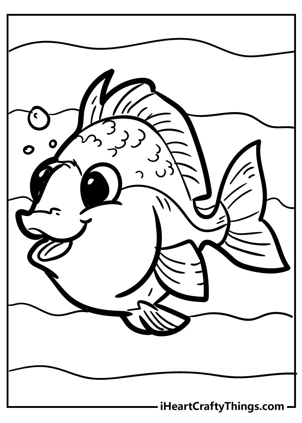 nemo fish coloring pages free printable
