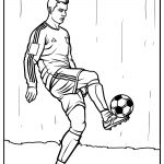 football coloring images free printable
