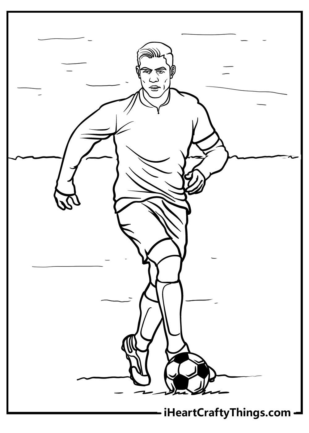 football coloring pages free print