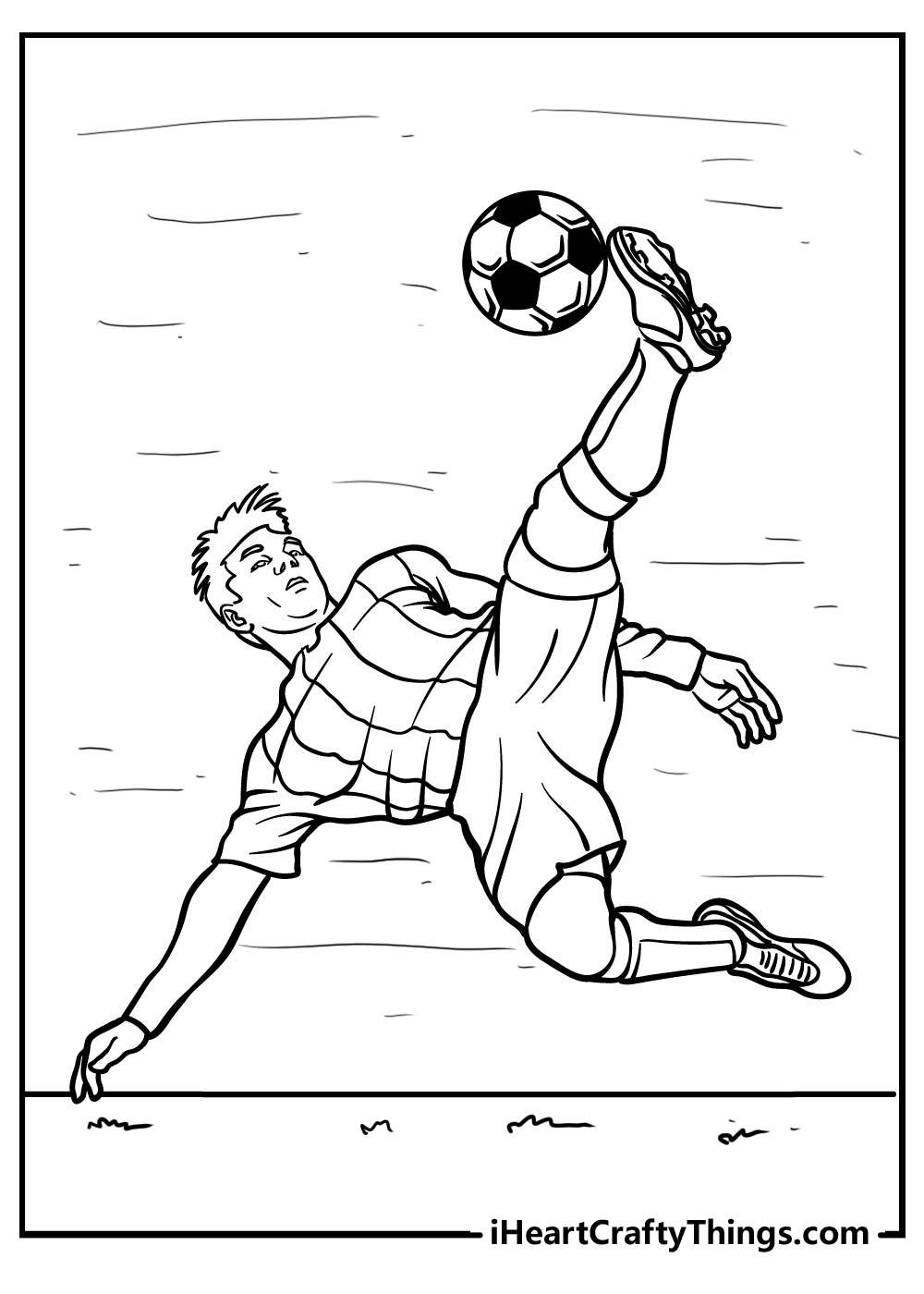 black and white football coloring pages free printable